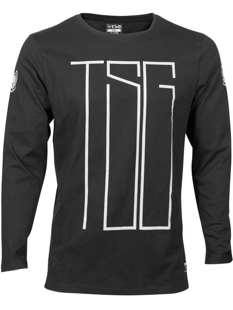TSG MJ2 Langærmet trøje Herrer sort